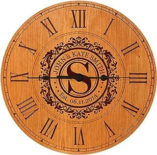 Best 25th anniversary clock Reviews