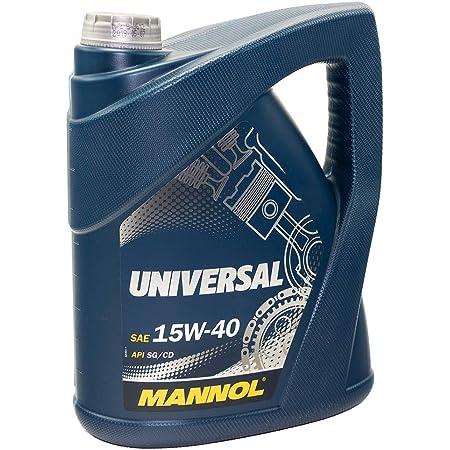 MANNOL 15W-40 universel API SG/CD 5 l