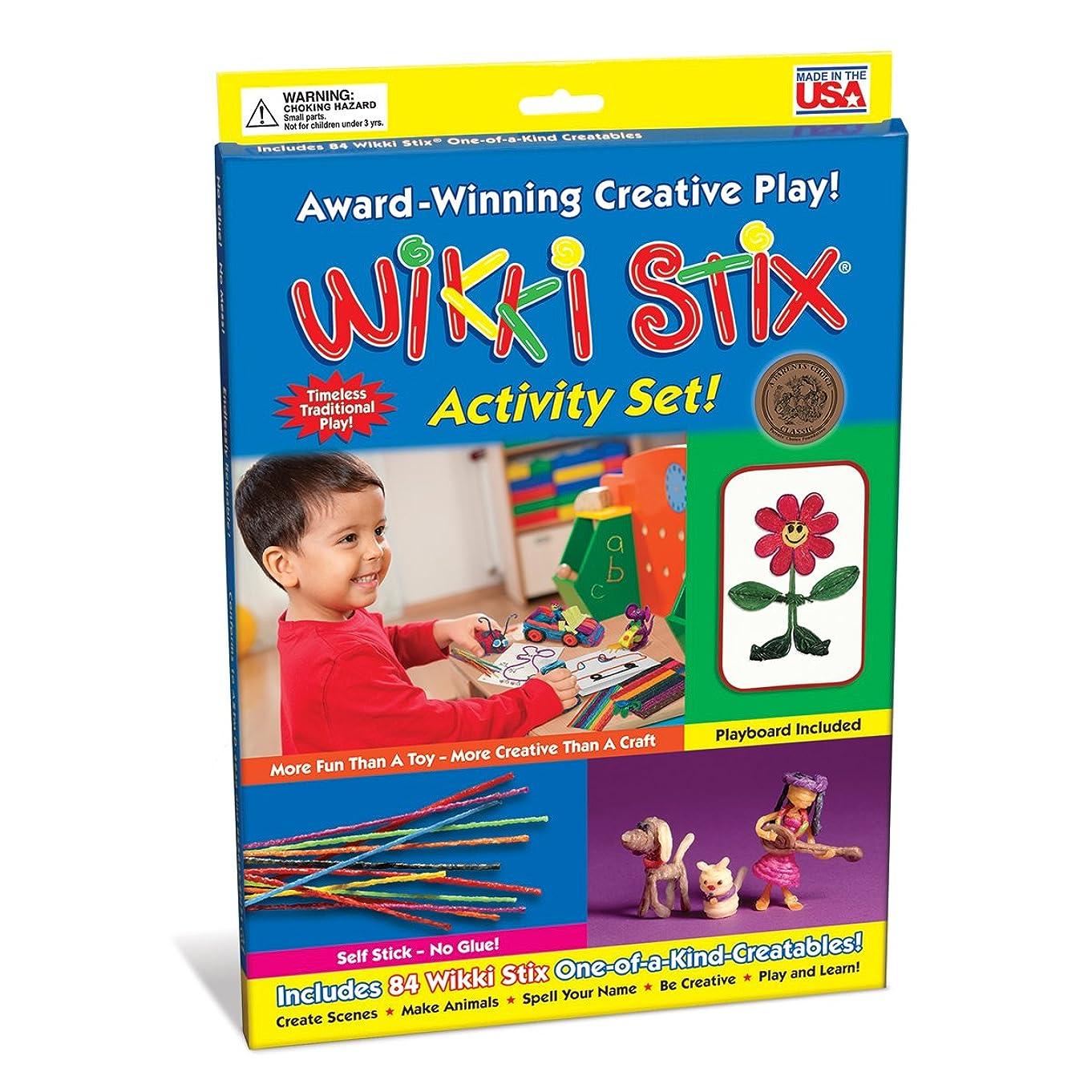 WikkiStix Activity Set