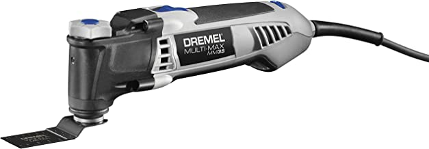 Dremel MM35-01 Multi-Max 3.5-Amp Oscillating Tool Kit with Innovative Quick-Change Interface and 12 Accessories