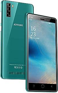 Moviles Libres 4G 5.0'' Tres Cámaras Traseras 8MP+Cámara Frontal 5MP 1GB +16GB Telefono movil 2800mAh Móviles y Smartphone...