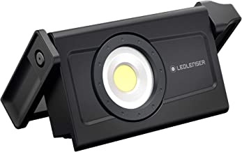 Ledlenser - iF4R Rechargeable Floodlight, Five Brightness Levels, 2500 Lumens with Charging Capabilities, Magnet and Flexi...