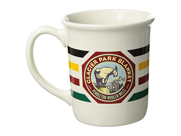 National Park Coffee Mug (Glacier) Glassware Cookware