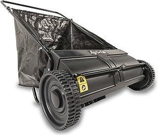 Agri-Fab 45-0218 26-Inch Push Lawn Sweeper, 26 Inches, Black