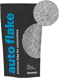 Hemway Automotive Metal Flake Glitter FINE 1/64