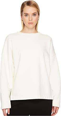 Vince - Pullover Cotton Sweatshirt