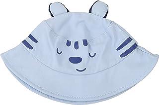 ABOOFAN Cartoon Bucket Baby Hat Cute Cat Shaped Bucket Hat for Babies