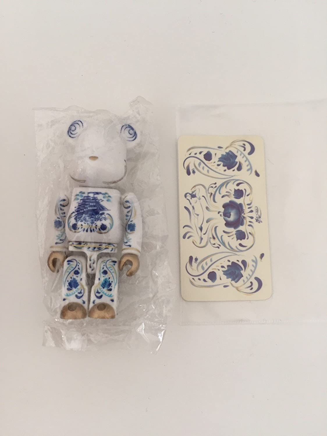 BE @ RBRICK Bearbrick SERIES20 PATTERN SSUR (japan import)