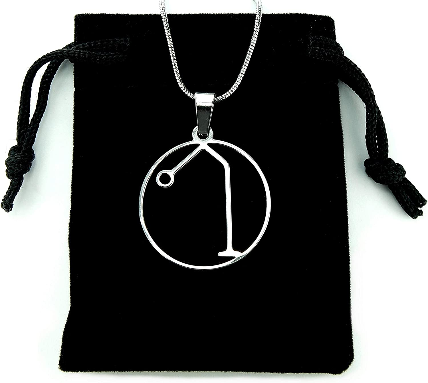 Sigil of Archangel Raphael Necklace Chain Snake Max 84% OFF with Max 65% OFF Powerf 20