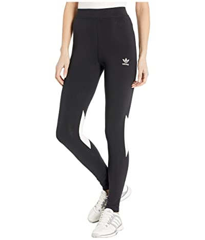 adidas Originals Bellista Tights (Black) Women