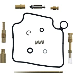 Race Driven OEM Replacement Carburetor Rebuild Repair Kit Carb Kit for Honda Sportrax TRX400EX TRX 400 EX 400EX