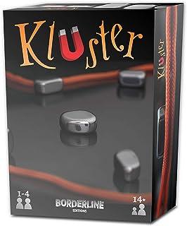 Kluster - Jeu d'adresse aimants - Pierres aimantées