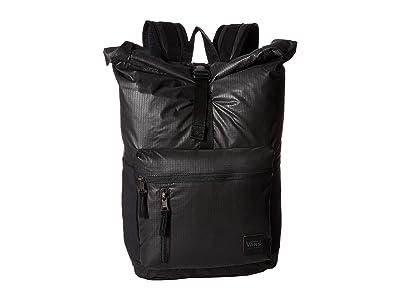 Vans Roll It Backpack (Black) Backpack Bags