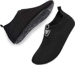 Men Women Water Shoes Quick-Dry Aqua Socks Barefoot Slip-on for Sport Beach Swim Surf Yoga Exercise