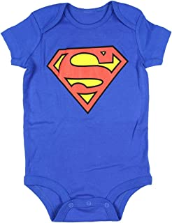 boys superman onesie