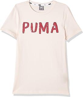 تي شيرت الفا الرياضي للفتيات من بوما