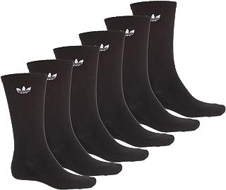 adidas Men's Athletic Cushioned Crew Socks (6-Pack)