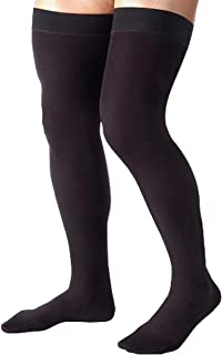 Medical Compression Leggings - Opaque Graduated Firm...