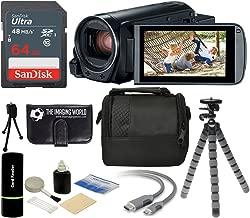 The Imaging World R800 BK K1 Canon VIXIA HF R800 57X Zoom Full HD 1080P Video Camcorder..