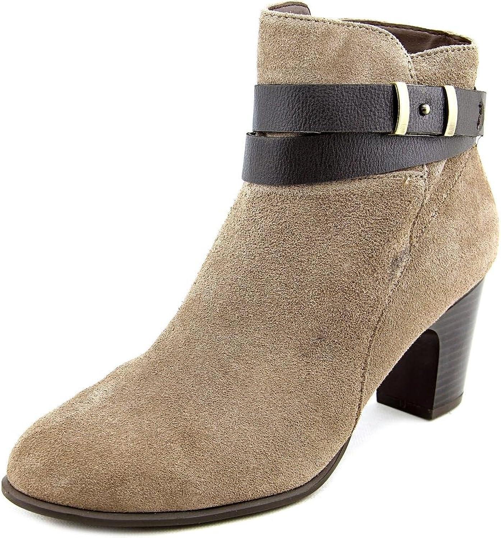 Giani Bernini Calae Women US 9 Brown Ankle Boot
