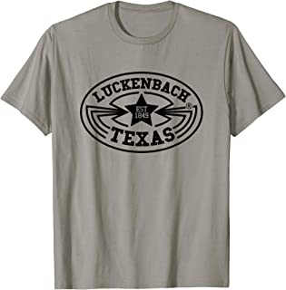 Luckenbach Shirt Vintage Texas Country Music Gift T-Shirt