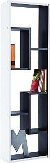 Demeyere 270521 - Librería de salón, Color Blanco/Negro