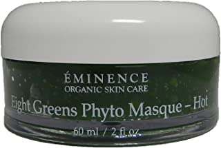 Eminence Organic Skincare Eight greens phyto masque (hot) 2oz, 2.0 Ounce