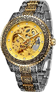 Automatic Mechanical Watch Men Top Brand Sapphire Luminous Hands Mens 30M Waterproof Sports Wrist Watches Fashion Business...