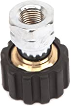 Forney 75106 Pressure Washer Accessories, Female Screw Coupling, M22F to 1/4-Inch Female NPT