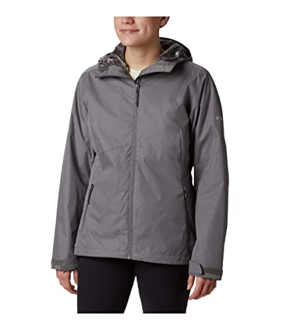 Columbia Rainie Falls Jacket (City Grey) Women