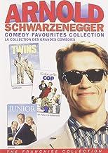 Arnold Schwarzenegger - Comedy Favorites Collection: Twins / Kindergarten Cop / Junior (Bilingual)