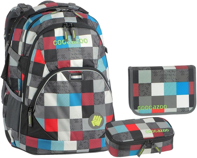 ofrecemos varias marcas famosas OUM-SET - Set de útiles útiles útiles escolares MultiColor gris, rojo, azul  Precio al por mayor y calidad confiable.