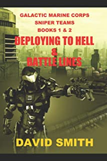 Galactic Marine Corps Sniper Teams: Deploying to Hell and Battle Lines