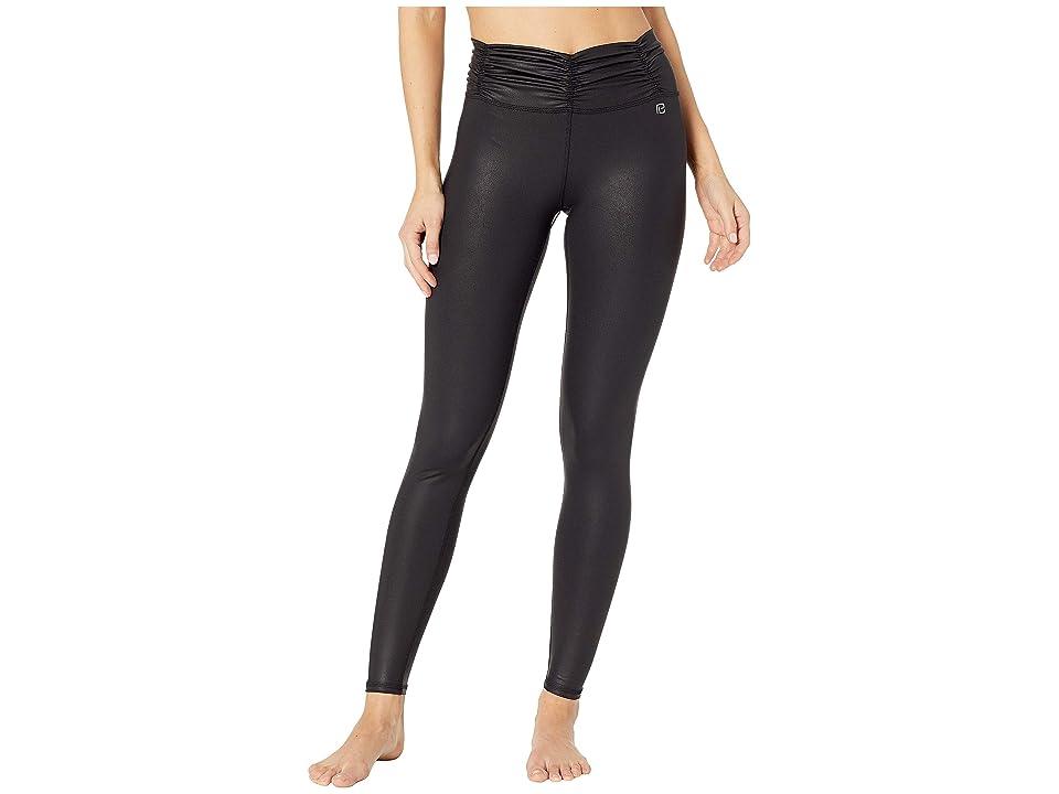 Body Language Reve Leggings (Black Pearl) Women