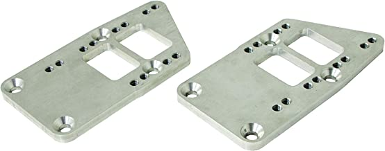 A-Team Performance GM LS to Small Block/Big Block Motor Mount Adapter Plates Compatible with Chevrolet Chevy SBC BBC V8, GEN. III, IV