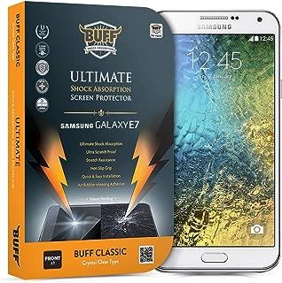 Buff Galaxy E7 Ekran Koruyucu