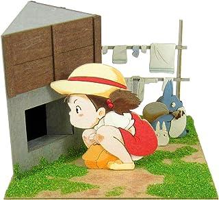 Sankei 12Studio Ghibli Mini Cat Returns The Office of Muta and Cat Non Scale Paper Craft MP07-63