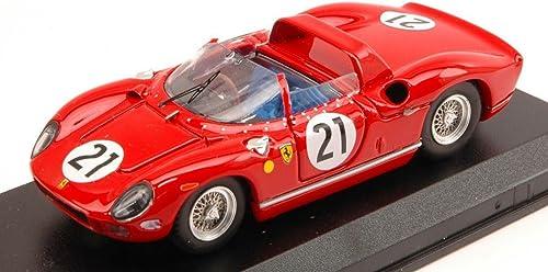 Art-Model AM0181 Ferrari 275 P N.21 42th LM 1964 Parkes-SCARFIOTTI 1 43 DIE CAST kompatibel mit
