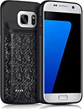 Galaxy S7 Battery Case, JUBOTY 4700mAh Protective Portable Charging Case for Samsung Galaxy S7 Juice Bank Power Pack Charger Case(24 Month Warranty)