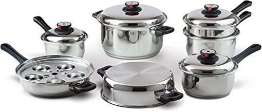 Waterless Pots And Pans