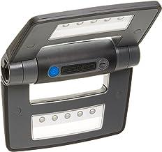 Might-D-Light Might-D-Light LED225 LED Mini Folding Worklight, Rechargeable, Gray, Grey, LED225