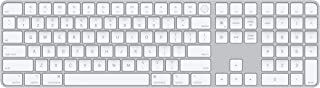Apple Magic Keyboard with Touch ID and Numeric Keypad...
