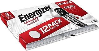 Baterías Energizer LR44/A76, Paquete de 12