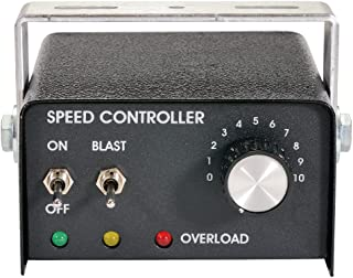 Boss, Meyer, others spreader controller —— also for general-purpose 12VDC / 40A speed control applications
