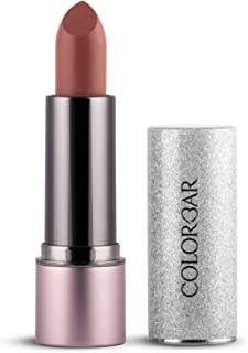 Colorbar Cosmetics Glitter Me All Moonwalker Lipstick, Nudes, 4 g