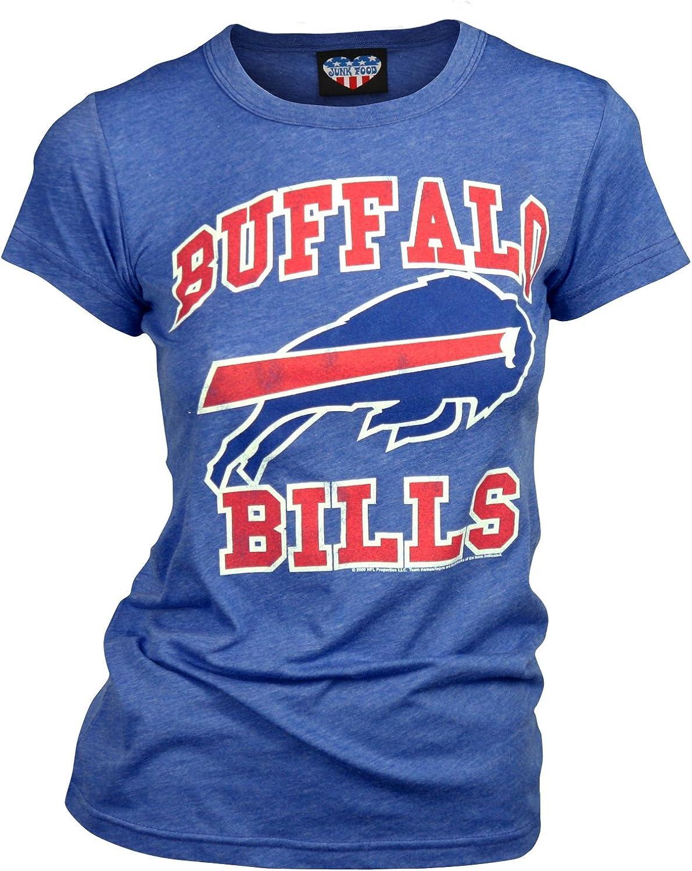 Buffalo Bills Women's Retro Vintage T-Shirt
