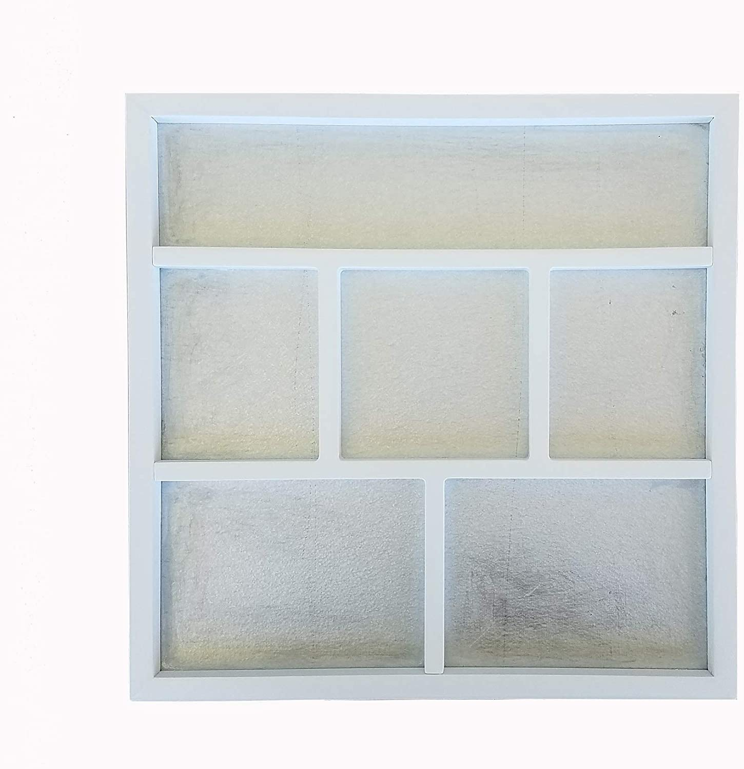 Foundations Décor, Shadow Box, Magnetic - White