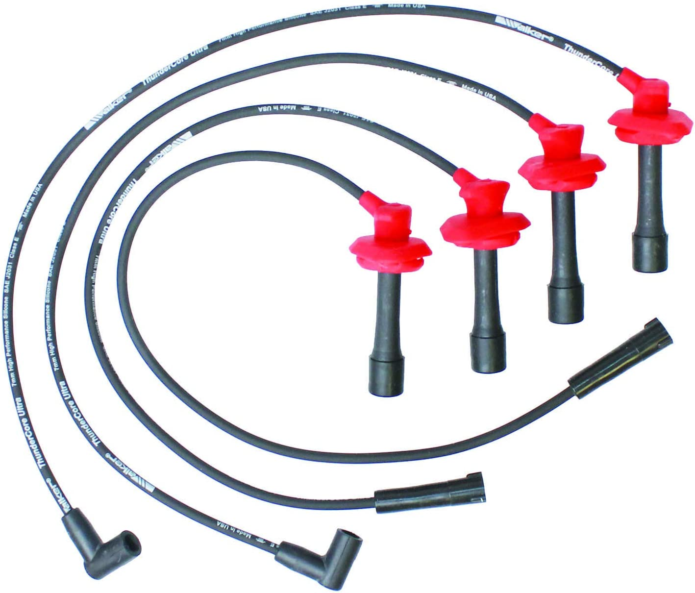 Walker Products 900-1985 Thundercore Ultra Plug Wire Elegant safety Set Spark