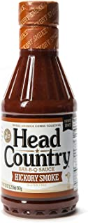 Head Country Hickory BBQ Sauce, 567 g