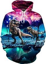 Best dinosaur sweatshirt mens Reviews